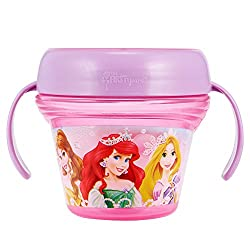 The First Years Princess Snack Bowl, (Multicolor)
