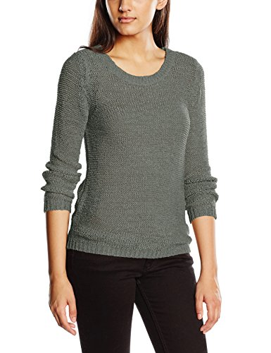 ONLY Damen Onlgeena Xo L/S Pullover Knt Noos