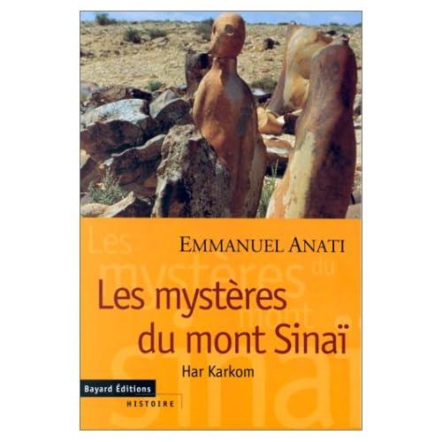 Les mystères du mont Sinaï : Har Karkom