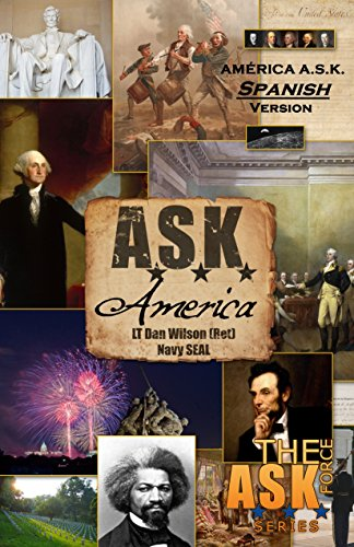 America A.S.K.: A.S.K. America - Spanish Version (The A.S.K. Force Series) por Daniel Wilson