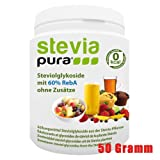 Reines, hochkonzentriertes Stevia Extrakt Pulver - Steviol