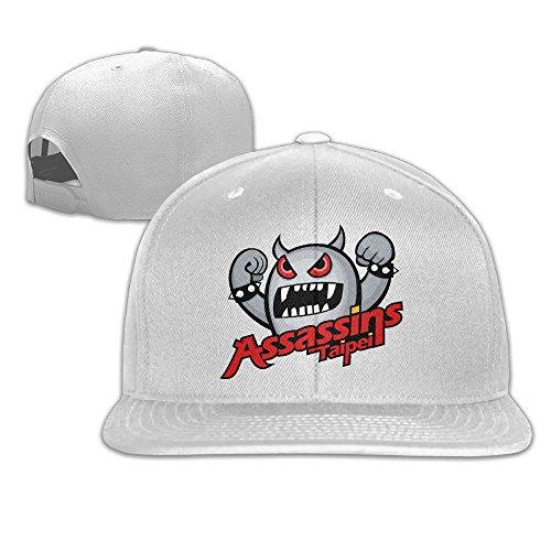 teenmax-gorra-de-beisbol-para-hombre-blanco-blanco-talla-unica