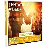 SMARTBOX - Coffret Cadeau - TENTATIONS À DEUX - 1540 expériences : séjour, séance bien-être, gastronomie ou aventure