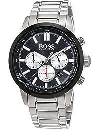 Hugo Boss Herren-Armbanduhr Chronograph Quarz Edelstahl 1513189