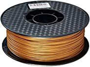 Xact PLA filament for 3D Pen/Printers - 1kg roll (gold)