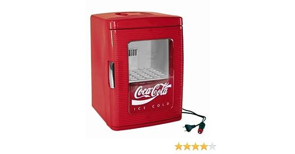 Kühlschrank Coca Cola : Coca cola mini kühlschrank minifridge 25 von ezetil 12 230 volt