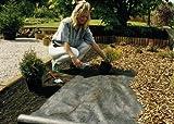 Plantex® Premium Unkrautvlies Gartenvlies von DuPont™ 2 Rollen á 1