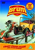 Brum: Crazy Chair Chase and Other Stories [DVD]