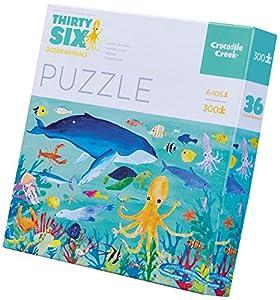 Crocodile Creek 4068-3 Puzzle Puzzle - Rompecabezas (Puzzle Rompecabezas, Fauna, Niños, Niño/niña, 6 año(s), 106 año(s))