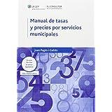 Manual De Tasas Y Precios Por Servicio Municipales