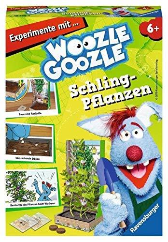 Ravensburger 18758 18758-Woozle Goozle: Schlingpflanzen-Experimentieren