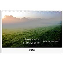 "Kalender ""Rosenheim Impressionen 2018"""