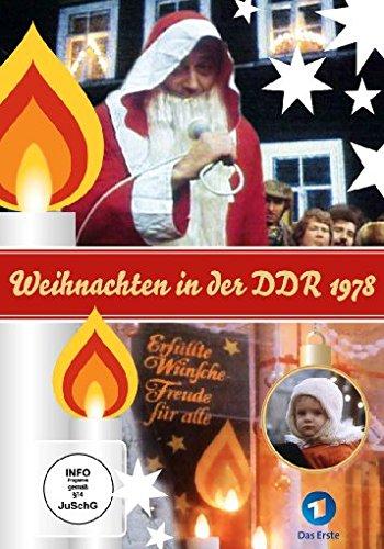 Weihnachten in der DDR 1978