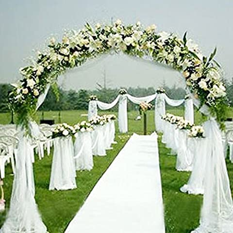393 x 29 inches Wedding Backdrop Gauze - High Density