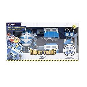 Robot Train Megarobot Transformable Kay (BIZAK 62000177)