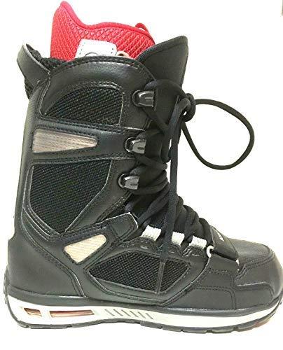 DC Flare Lace Snowboard Boots Mens Black/Cement Size 5 EUR 37 Model 300823 -