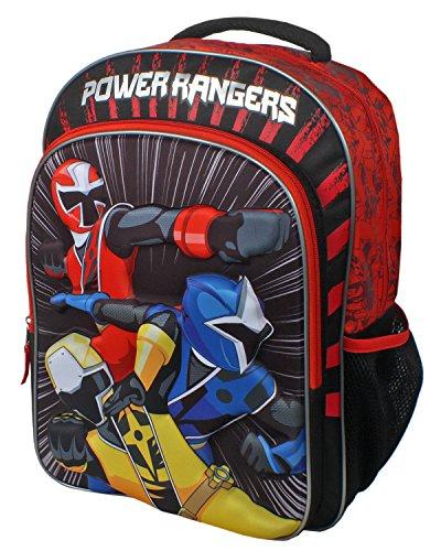 Power Rangers Sac à Dos moulé 3D