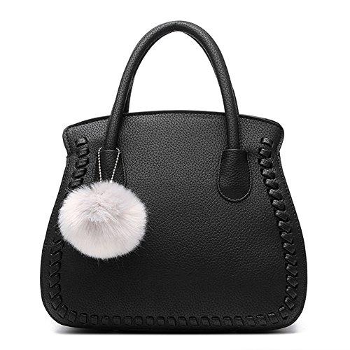 Ms. Messenger Bag/borsetta/borsa a tracolla semplice moda/big bag Ms.-B A