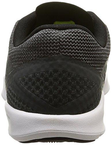 Nike Wmns Lunar Lux Tr, Scarpe sportive, Donna Black/White-Anthracite-Volt
