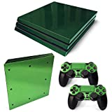Feicuan Glossy Decal schützende Haut Cover Aufkleber für PlayStation 4 PS4 Pro 2016 Console and Controllers -1674