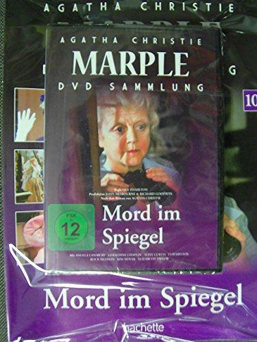Agatha Christie-DVD -Mord im Spiegel-Hachette Collection Nr. 10 mit Begleitheft