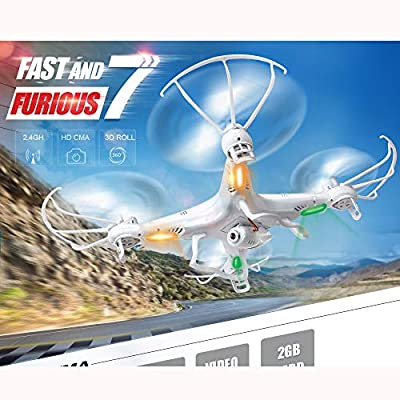 KD Remote control drone X5C aerial aircraft 2.4G remote control four-axis aircraft aerial Model toys outdoor high-altitude shooting stable safe remote control aircraft toys