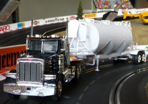 Kenworth-lkw-modelle (LKW Kenworth Peterbilt Truck mit Anhänger in 1:32)