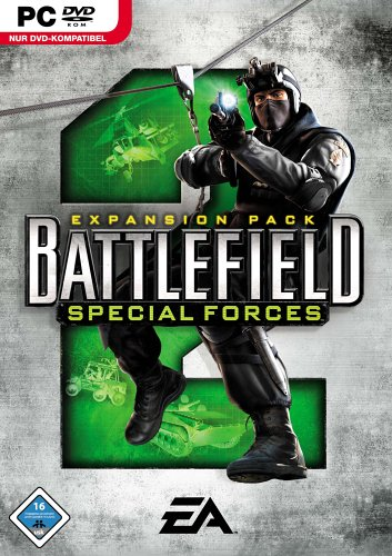Electronic Arts GmbH Battlefield 2 - Special Forces (Add-On)