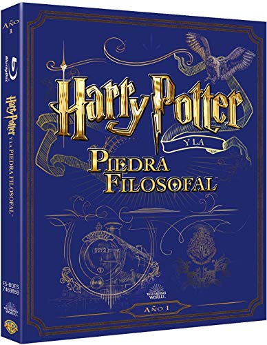 Harry Potter Y La Piedra