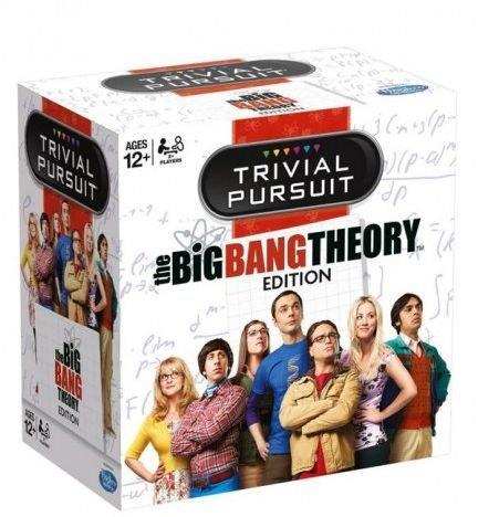 The Big Bang Theory!! Eine neue Torsion auf dem klassischen Spiel der trivialen Verfolgung! (Fragen sind in englischer Sprache) ()