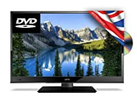 Cello C16230FT2 16-Inch HD Ready LED Digital TV with Built-in DVD Player and Freeview T2 HD - Black