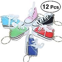 TOYMYTOY-Mini-Canvas-Sneaker-Schuh-Keychain-Schlsselanhnger-fr-Frauen-Girl-Souvenir-Geschenk-Pack-von-12-Zufllige-Farbe TOYMYTOY Mini Canvas Sneaker Schuh Keychain – Schlüsselanhänger für Frauen Girl Souvenir Geschenk – Pack von 12 (Zufällige Farbe) - Start -