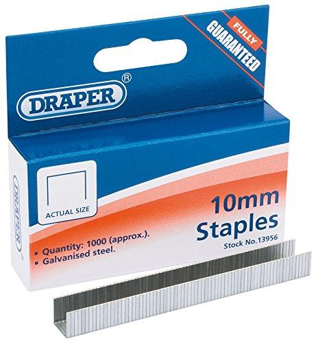 Draper - Agrafes 10mm