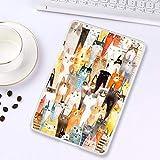 WDBHTAO Caso Kindle Tabella di Silicone Custodia per Amazon Kindle Paperwhite 1 2 3 TPU Morbido Pattern Tabella Paperwhite Sacchetto 1 2 3 6,0 Pollici Back Cover Shell