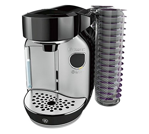 Bosch Tassimo Caddy T75 1.2L Coffee Pod Machine - 32 Disc Pod Holder & Brita...