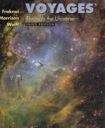Voyages Through the Universe (with CD-ROM, Virtual Astronomy Labs, and InfoTrac) (Available Titles CengageNOW) by Andrew Fraknoi (2003-07-28)