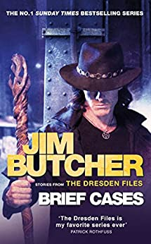 Brief Cases: The Dresden Files (English Edition)