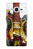 Noise Designer Printed Case/Cover for Samsung Galaxy J2 Pro - 6 (New 2016 Edition) / Patterns & Ethnic/Guitar Design