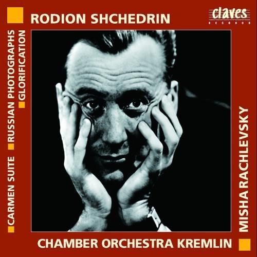 Rodion Shchedrin : Carmen Suite, Russian Photographs, Glorification