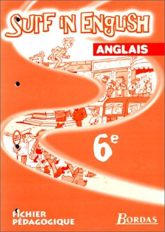 Surf in English, 6e (fichier pédagogique)