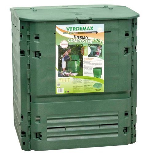 Verdemax 2893400l 74x 74x 84cm Thermo King Composteur
