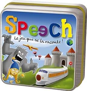 Asmodee - JP34 - jeux  d'ambiance - Speech