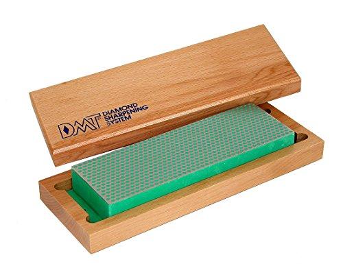 DMT Diamant 8in Schleifstein in Holz Box 1200Grit-Extra Fine Dmt Diamond Whetstone