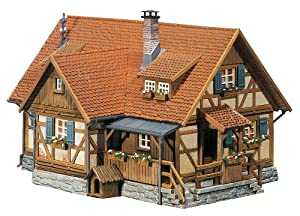 Faller - Edificio para modelismo ferroviario N escala 1:160 Importado de Alemania