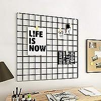 houseHome gráfico accrochant de fotos pourle Décor de pared, Panel de Anuncios de pared multifuncional, sede tablón de pared, cuadro de notas, plástico, a, 60 * 60cm