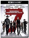 The Magnificent Seven [Blu-Ray] [Region B]
