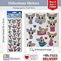 Fun Stickers Chiahauhas 981