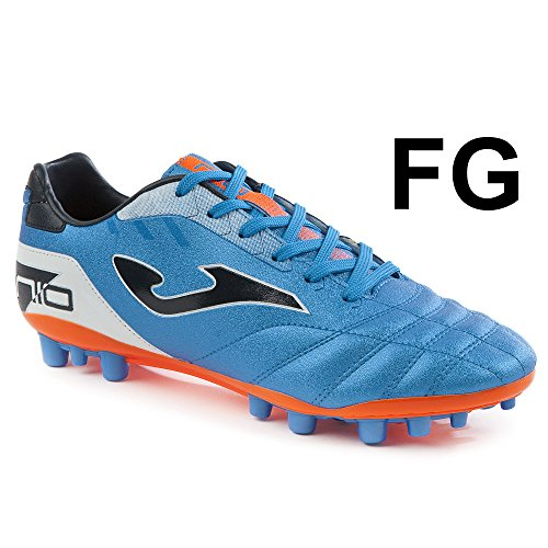 JOMA N-10W_704_FG SCARPE CALCIO NUMERO 10 704 FIRM GROUND ROYAL Royal