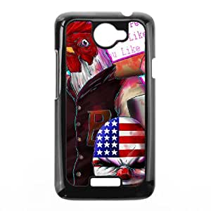 HTC One X Cell Phone Case Black Hotline Miami 2 Wrong Number 19 ISU263792
