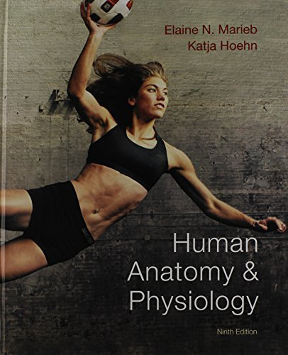 Human Anatomy & Physiology Plus A Brief Atlas of the Human Body Plus MasteringA&P with Pearson eText by Elaine N. Marieb (2012-04-23)